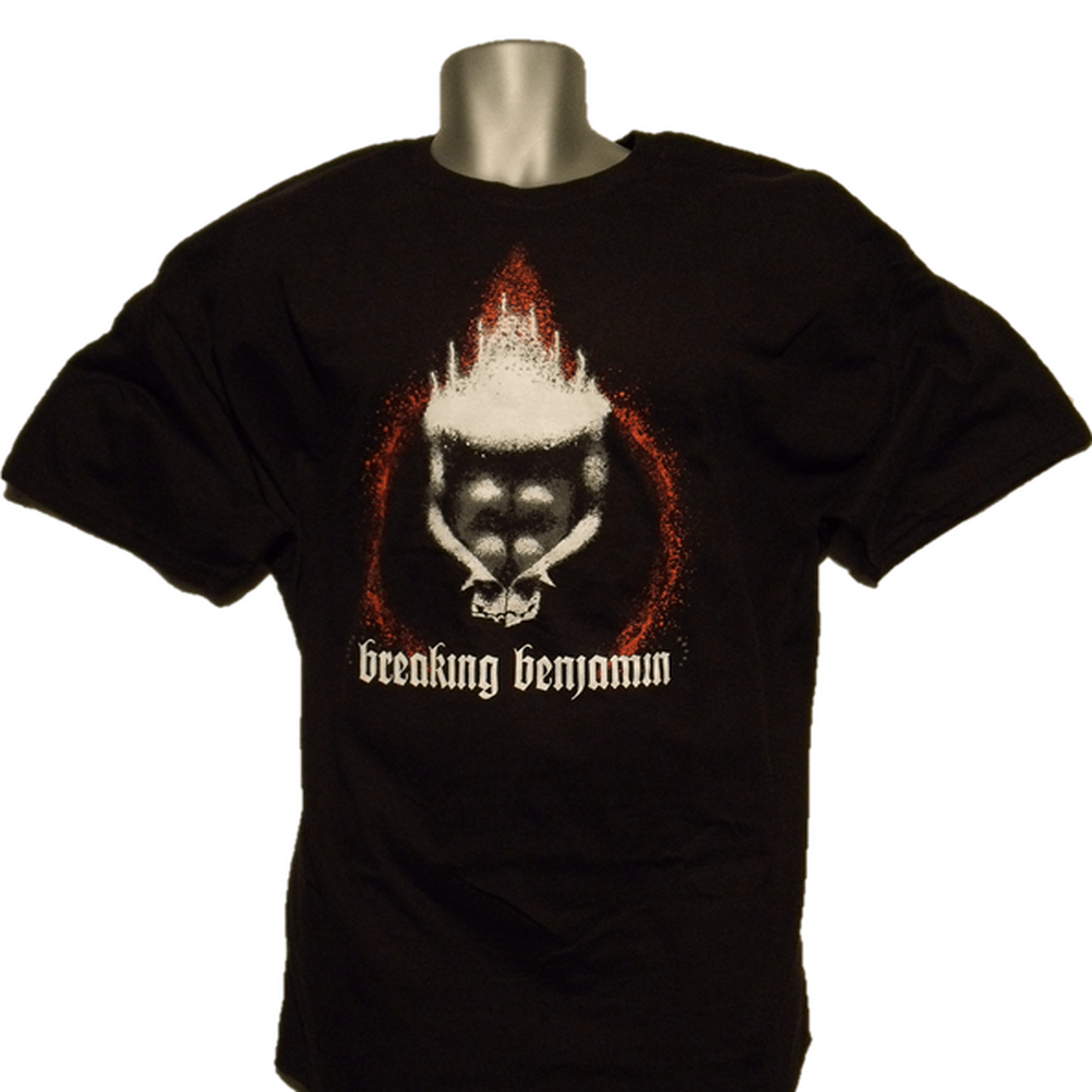 Breaking Benjamin Tour Shirts